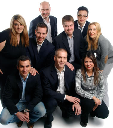 Our team of IT Recruiters and Headhunters - Alteo Inc. - Montreal
